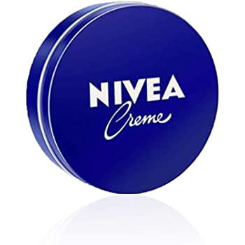 NIVEA Creme - Crema hidratante corporal y facial, Pack de 1 x 75 ml: Amazon.es