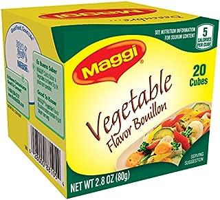 maggi vegetable stock ingredients
