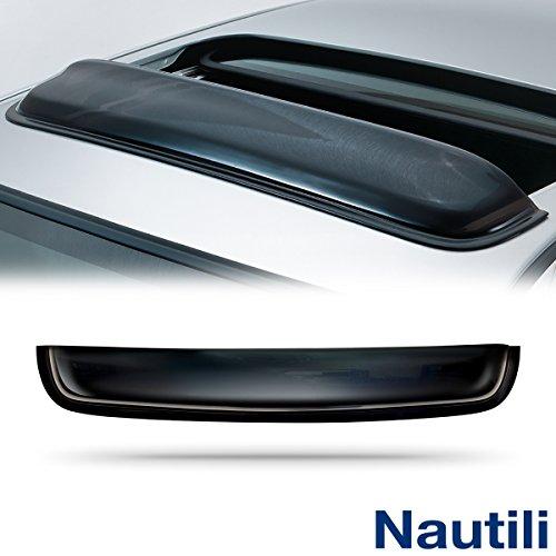 01 nissan frontier window visors - 6