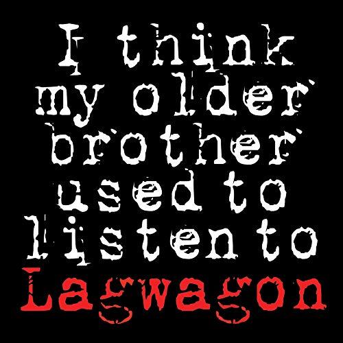 I Think My Older Brother Used to Listen to Lagwago [Vinilo]
