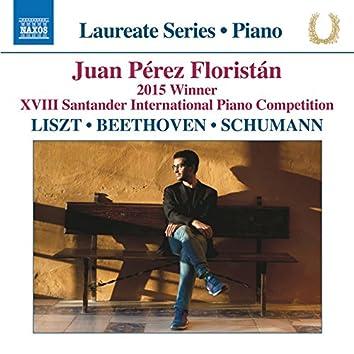 Juan Pérez Floristán Recital