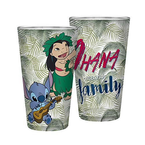 ABYstyle – Disney – Vaso XXL – 400 ml – Lilo & Stitch