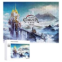 Final Fantasy ジグソーパズル 1000ピース diy 絵画 学生 子供 大人 Jigsaw Puzzle 木製パズル 溢れる想い おもちゃ 幼児 アニメ 漫画 壁飾り 入園祝い 新年 ギフト 誕生日 クリスマス プレゼント 贈り物