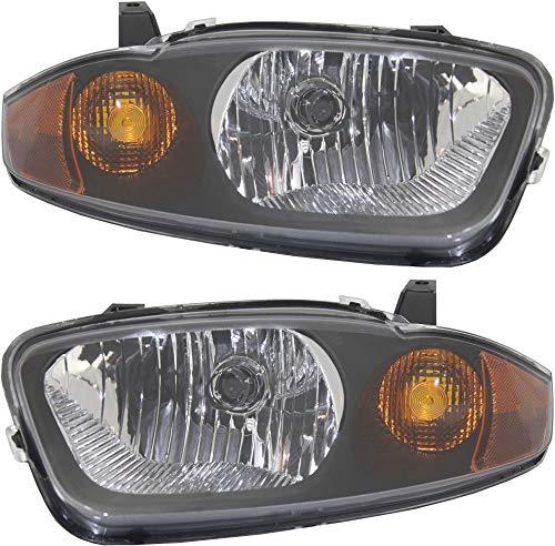 03 cavalier headlight assembly - 6