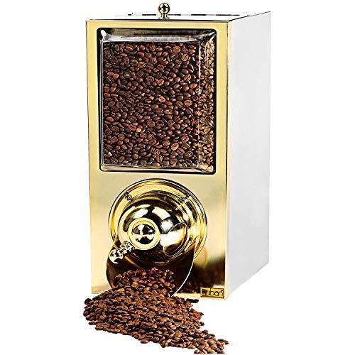 Kaffeeschütte/Kaffeesilo/Kaffeedispenser/MESSING / KBN50