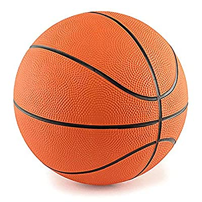 """7"""" Mini Rubber Basketball by PlayTime"""