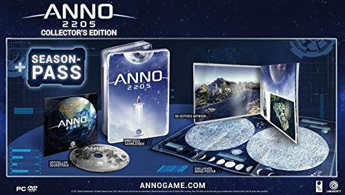 ANNO 2205 - Collector's Edition - [PC]