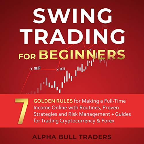 Swing Trading for Beginners Titelbild