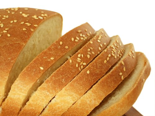 Great Low Carb Sesame Bread 2 Loaves