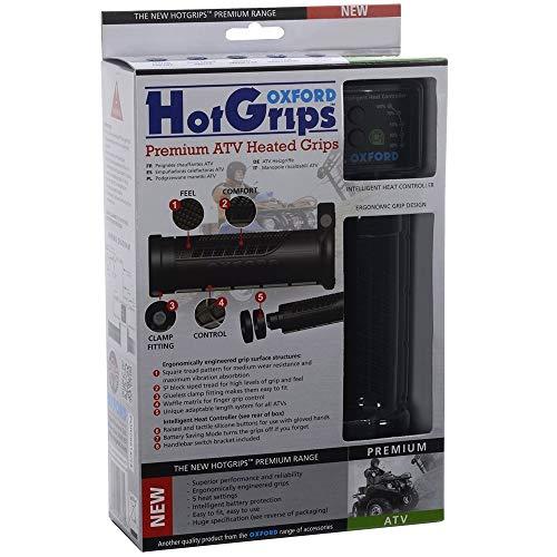 OF770 - Oxford Motorrad Hotgrips Premium - Atv