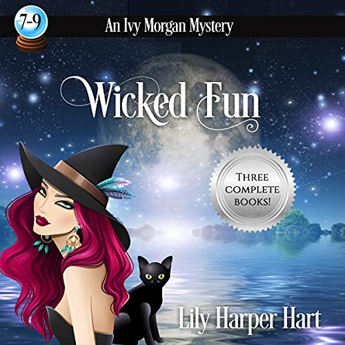 Wicked Fun: An Ivy Morgan Mystery Audiobook By Lily Harper Hart cover art