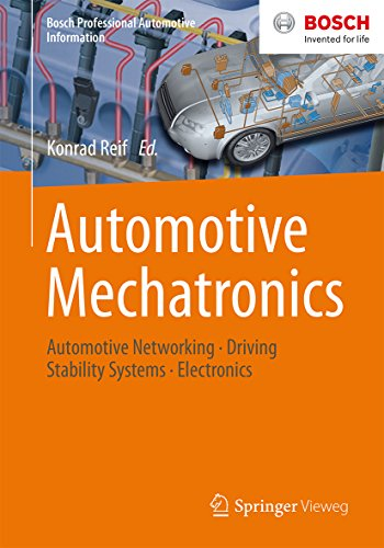 Automotive Mechatronics: Automotive Networking, Driving Stability Systems,...