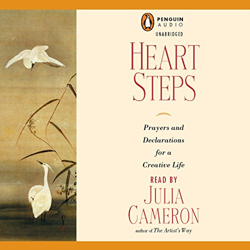 Heart Steps audiobook cover art