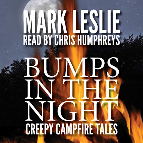 Bumps in the Night audiobook cover art