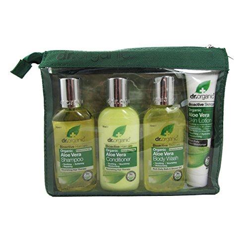 Dr. Organic Set De Viaje Aloe Vera 1 Unidad 300 g