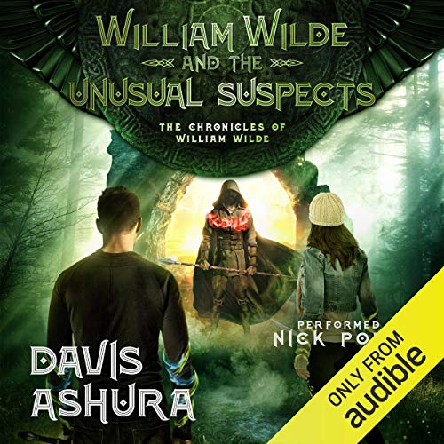Couverture de William Wilde and the Unusual Suspects