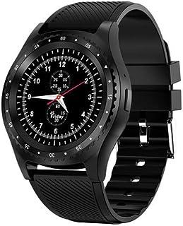 XNNDD Reloj Deportivo Inteligente Reloj Inteligente para Hombres Presión Arterial Monitor de Ritmo cardíaco Impermeable Rastreador de Ejercicios Deportes Reloj Deportivo