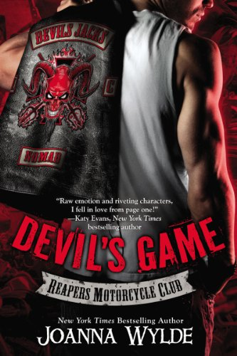 Devil's Game (Reapers Motorcycle Club Book 3) by [Joanna Wylde]