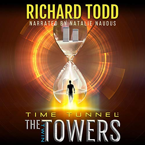 Time Tunnel: The Twin Towers audiobook cover art