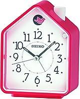 11,0 x 8,6 x 5,5 cm Auswählbarer Alarm (Piep/Vogelgesang) mit Schlummerfunktion Zifferblattbeleuchtung