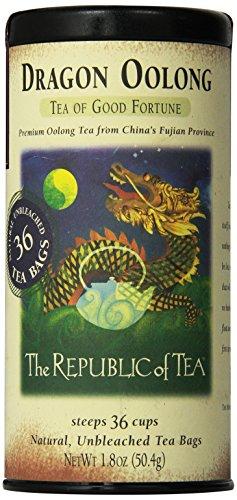 The Republic of Tea Dragon Oolong Tea