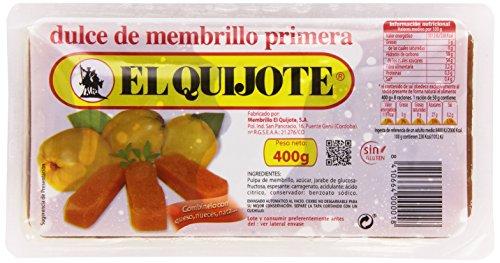 El Quijote - Dulce de membrillo primera - - 400 g
