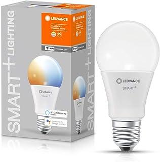 LEDVANCE Lampa LED   Trzonek: E27   Program przestrajalny biały   2700…6500 K   9 W   SMART+ WiFi Classic przestrajalny bi...