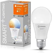LEDVANCE LED Lamp | E27 | Tunable White | 2700…6500 K | 9 W = 60 W | Smart+ WiFi Classic Tunable White