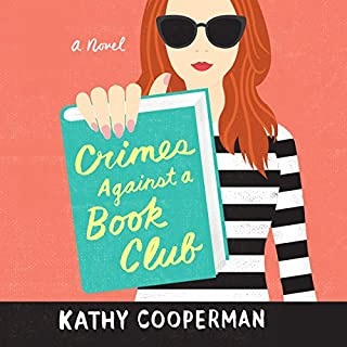Crimes Against a Book Club audiobook cover art