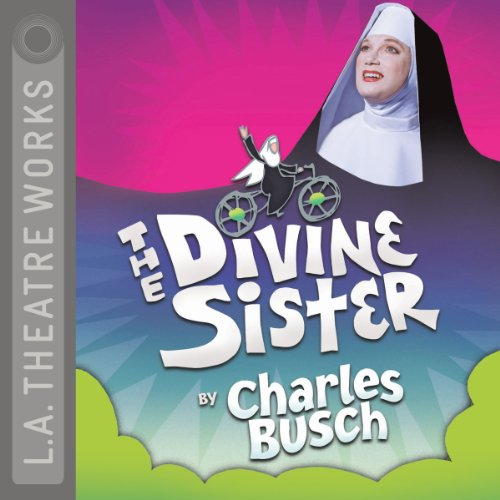 The Divine Sister audiobook cover art