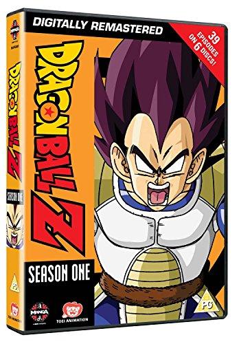 Dragon Ball Z Complete Season One (Episodes 1-39) [Edizione: Regno Unito] [Import]