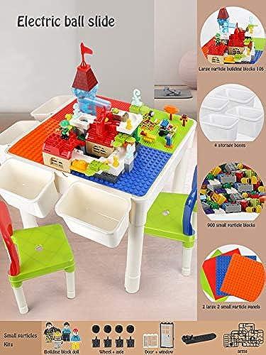 QKUANG 1005 Bauspielzeugbl e multifunktionale Bausteine  ür Kinder ab 18 Monaten
