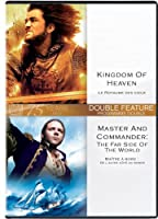 Kingdom of Heaven / Master and Commander: The Far Side of the World (Double Feature)