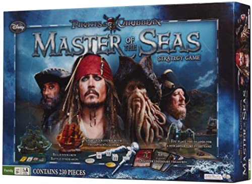 Pirates Master of the Seas Game by Jakks Pacific