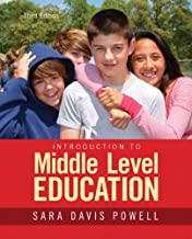 Introduction to Middle Level Education, Enhanced Pearson eText with Loose-Leaf Version -- Access Card Package (3rd Edition)