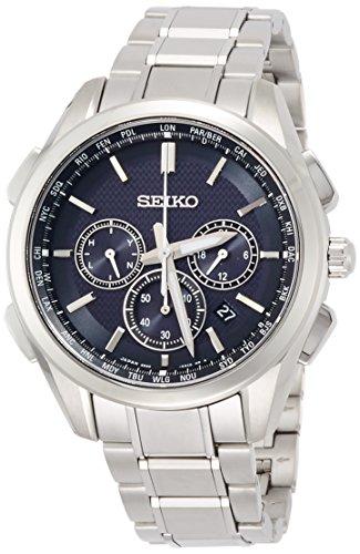 [セイコーウォッチ] 腕時計 ブライツ マスコミモデル ソーラー電波修正 サファイアガラス SAGA197