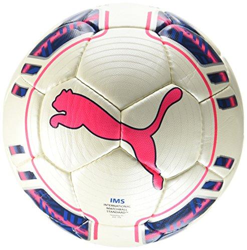 PUMA Fußball EVO Power 4 Club, White/Peacoat/Bright Plasma, 5