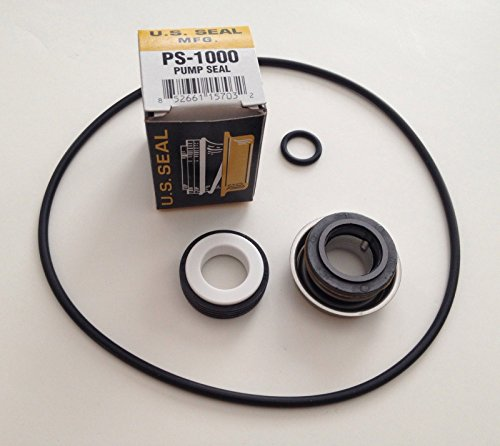 Polaris PB4-60 Booster Pool Pump Seal, Volute &...