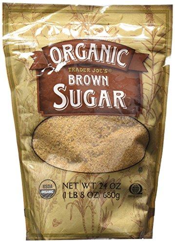 organic light brown sugar - 4