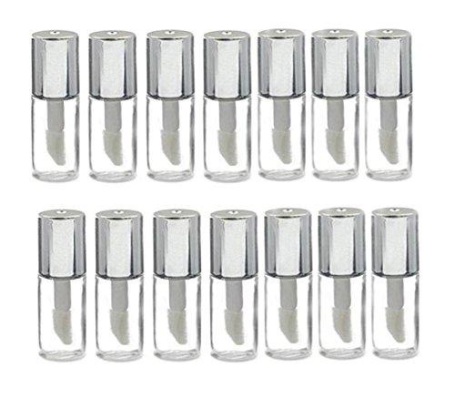 Ericotry, leere nachfüllbare Plastikfläschchen für Lippenstift, Lippenbalsam, Make-up, 12 Stück,...