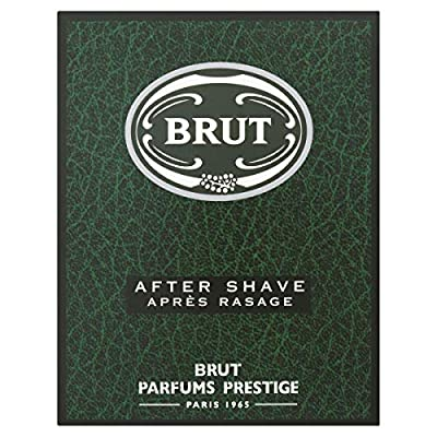BRUT Original Aftershave, 4 x 100ml, Individually Boxed. from Unilever