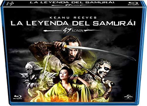 47 RONIN: LA LEYENDA DEL SAMURAI - EDICIÓN HORIZONTAL (BD) [Blu-ray]