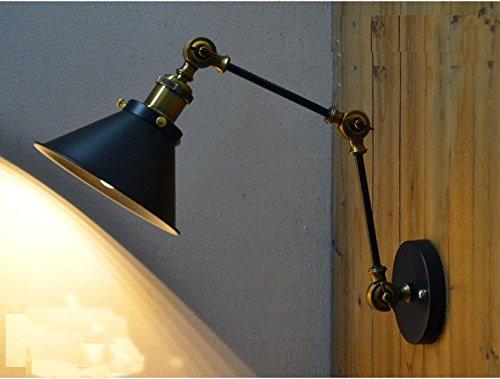JJZHG wandlamp wandlamp waterdichte wandverlichting gangtrappenhuisgang balkonrestaurant staande lamp wandlamp retro omvat: wandlamp, stoere wandlampen, wandlampen design