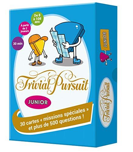 TRIVIAL PURSUIT - MON JEU DE CARTES (Jeux de cartes)
