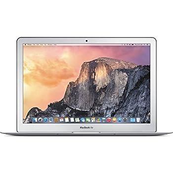 Apple MacBook Air MMGF2LL/A 13.3-Inch Laptop  5th Gen Intel Core i5 1.6 GHz 8 GB LPDDR3 128 GB   Renewed