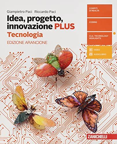 Idea Progetto Innovazione Tecnologia Plus Disegno Con Tavole Per Il Disegno Per Le Scuole Superiori Con Contenuto Digitale Fornito Elettronicamente