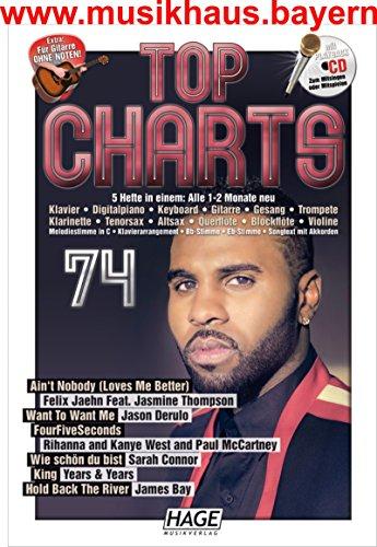 Hage Top Charts · Recueil de morceaux