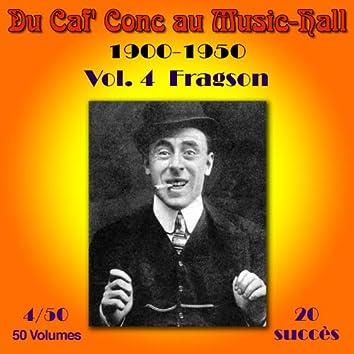 Du Caf' Conc au Music-Hall (1900-1950) en 50 volumes - Vol. 4/50