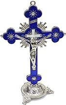 Bongles J/ésus Portant La Croix Articles Statue Religieuse Catholique Figurines Et Cadeaux Statues pour Hommes Femmes