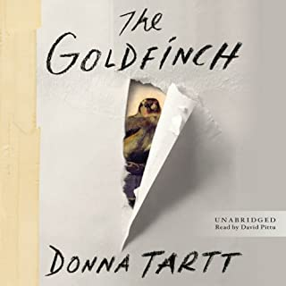 The Goldfinch cover art